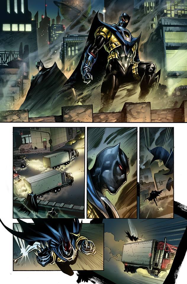Bats..Azrael