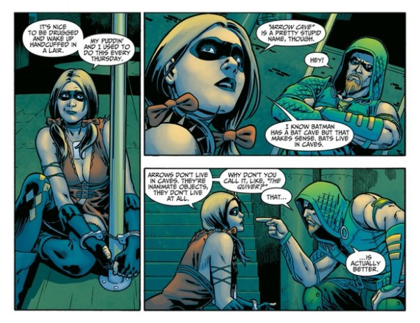 Green-Arrow-and-Harley-Quinn