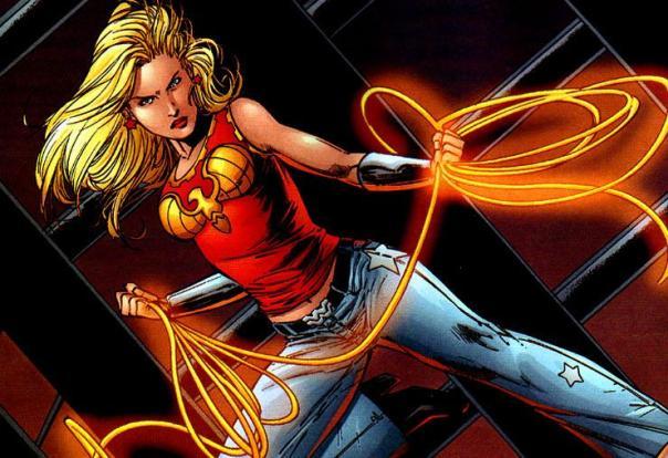 Wonder Girl - Cassie Sandsmark